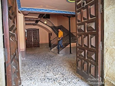 TURISMO VERDE HUESCA. Palacio de los Bardaxi de Graus