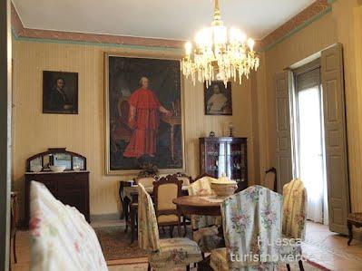 TURISMO VERDE HUESCA. El Palacio de los Bardaxi
